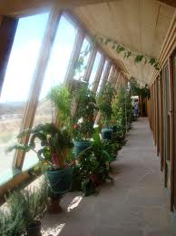 wastewater earthships