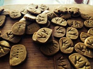 Indica Rune Cookies